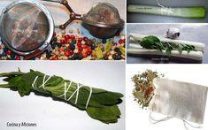 Técnicas de cocina: el bouquet garni y las especias de grano, como utilizarlas