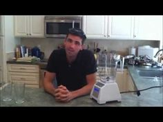 Will It Blend? - Evertaster. Author Adam Glendon Sidwell loves the BlendTec. See what happens when he blends his book!