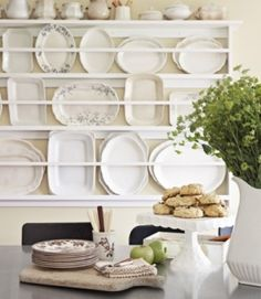 Bought a plate rack just like this at an estate sale this weekend.