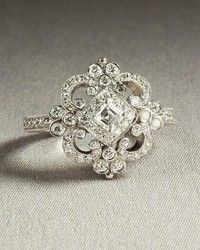 Vintage / Heirloom Engagement Ring