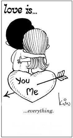 Liebe ist 14 januar 2015 love is comics by kim casali 2013 love is by kim casali conceived by and drawn by bill asprey Love Is Everything, What Is Love, Love Of My Life, Love You, Life Quotes Love, Romantic Love Quotes, Love Quotes For Him, Crush Quotes, Quotes Quotes