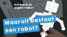 In deze (gratis) online cursissen voor kinderen ontdek je van alles over robots: hoe ze werken, welke taal ze spreken en hoe ze te besturen.