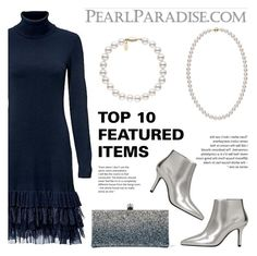 """""""Top Ten Featured Items"""" by pearlparadise ❤ liked on Polyvore featuring MANGO and Jimmy Choo"""