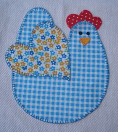 GALLINA FÁCIL PATCH