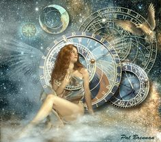 Time flies by patriciabrennan on deviantART ~The Time Keeper's Key ~