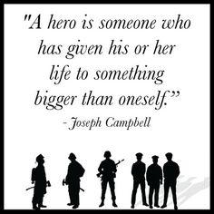 A HERO IS …..  Law Enforcement Today www.lawenforcementtoday.com