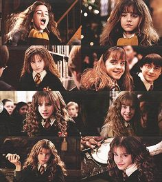 Hermione Harry Potter Magic, Harry Potter Cast, Harry Potter Characters, Harry Potter Fandom, Harry Potter World, Emma Watson, Ron Weasly, Fans D'harry Potter, Potter Facts