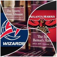 "5/15/15 NBA Playoffs: #Atlanta #Hawks vs #Washington #Wizards (Take: Hawks +2.5,Under 197) (THIS IS NOT A SPECIAL PICK ) ""The Sports Bettors Almanac"" SPORTS BETTING ADVICE  On  95% of regular season games ATS including Over/Under   1.) ""The Sports Bettors Almanac"" available at www.Amazon.com  2.) Check for updates   Marlawn Heavenly VII ( SportyNerd@ymail.com )  #NFL #MLB #NHL #NBA #NCAAB #NCAAF #LasVegas #Football #Basketball #Baseball #Hockey #SBA #Boxing #Business #Entrepreneur #Investing…"