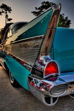 57 Chevy, except mine is black. love that car! Retro Cars, Vintage Cars, Antique Cars, 1957 Chevy Bel Air, Chevrolet Bel Air, Bel Air Car, Chevrolet Trucks, Chevrolet Impala, Classic Cars