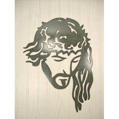 Contemporary decor of Jesus