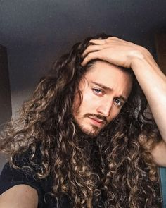 1845 Best Hair Inspiration Male Curly Images In 2019 Gentleman