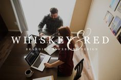 Whiskey & Red, a Woodland Park, Colorado based graphic design company specializing in small business branding and WordPress website design and development.