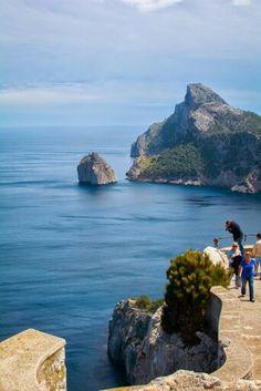 Formentor - Majorque - îles baléares