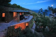 Luxury real estate in Pantelleria Italy - Dammuso on the sea in Pantelleria - JamesEdition