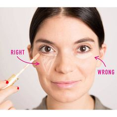 20 ways you DIDN'T know how to use concealer. The beauty hacks that will blow your mind, here: