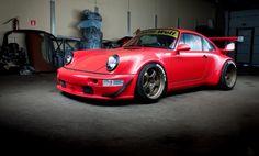 Porsche 964′s | ESTBLSHD - Automotive Lifestyle Origins