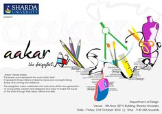 Aakar - Design Fest Sharda