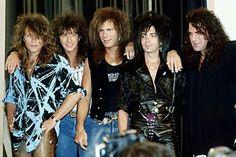 """Bon Jovi - """"New Jersey"""" era (1988)"""