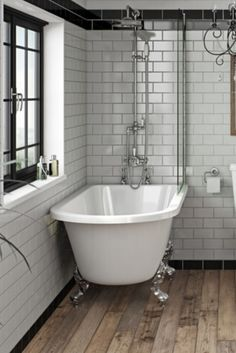 Bathroom ceramics: complete visual guide to get inspired - Home Fashion Trend Simply Bathrooms, Modern Bathroom Design, Cozy Bathroom, Bathroom Styling, Bathroom Design Inspiration, Fancy Bathroom, Victorian Bathroom, Small Bathroom Decor, Latest Bathroom Designs