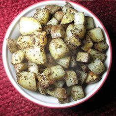 Curry Potatoes Recipe