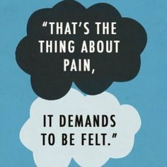 The Fault In Our Stars / John Green / Book Quote