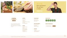 Mailchimp - 2 Static images - 2 Footer - 2