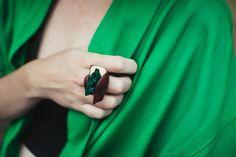Brazilian Hardwood, Rings For Men, Jewelry Making, Fashion, Moda, Men Rings, Fashion Styles, Jewellery Making, Make Jewelry