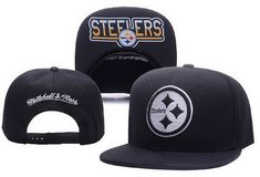 new style 027d7 6c63d NFL Mens Pittsburgh Steelers Flatbrim Cap Pittsburgh Steelers Hats, Nfl, Nfl  Football