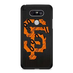 San Francisco Giants Baseball Vintage Logo LG G6 Case Dewantary