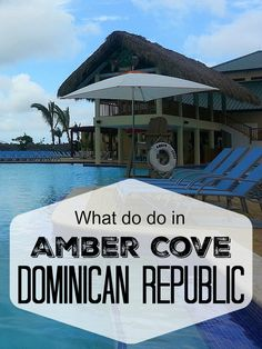 There is plenty to do, when you stop at Amber Cove. This is the new cruise ship port near Puerto Plata in the Dominican Republic. The 25 acre port Cruise Port, Cruise Travel, Cruise Vacation, Vacation Destinations, Vacations, Cruise Packing, Honeymoon Cruise, Packing Lists, Cruise Tips