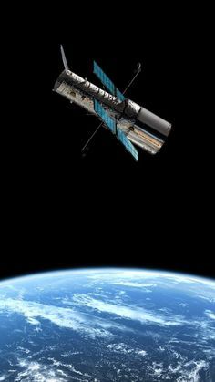 Hubble Space Telescope - iPhone Wallpapers