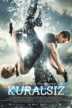 Kuralsız – Insurgent 2015 ( BDRip XviD ) Türkçe Dublaj   Film-Rip, Bedava Film indir