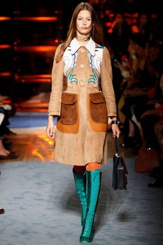 Miu Miu Spring 2014 Ready-to-Wear Collection Slideshow on Style.com