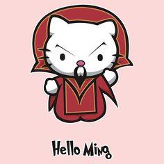 Hello Ming by yayzus