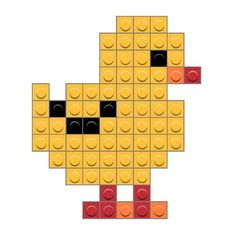 Logical contained Lego challenges for kids this post Lego Math, Lego Craft, Lego Duplo, Cross Stitch Borders, Cross Stitch Designs, Cross Stitch Patterns, Mosaico Lego, Modele Lego, Easy Perler Bead Patterns