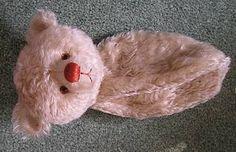 Head First! How To Attach A Teddy Bear Head Tutorial by Paula Carter of All Bear By Paula Carter