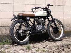 Honda CB125: