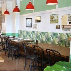 The Culpeper - We discover a new crowd pleasing waterfront eatery just in time for summer.