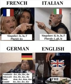 """English Language Posts That Are Straight Up Infuriating - Funny memes that """"GET IT"""" and want you to too. Get the latest funniest memes and keep up what is going on in the meme-o-sphere. Crazy Funny Memes, Really Funny Memes, Stupid Funny Memes, Wtf Funny, Funny Relatable Memes, Funny Cute, Funniest Memes, Funny Stuff, Yoda Funny"""