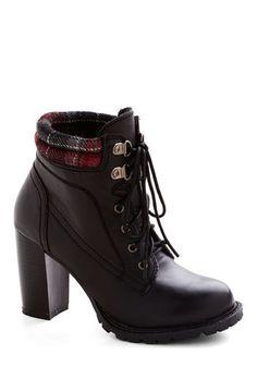 Street Style Fashion Show Bootie | Mod Retro Vintage Boots. #fashion #women #shoes #bootie #retro #vintage
