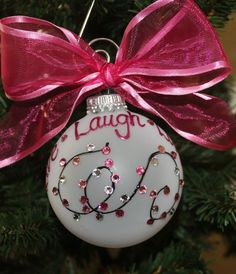 Currently, all personalized ornament orders are taking approximately 7-10 days to make. All orders received by December 8th will ship by