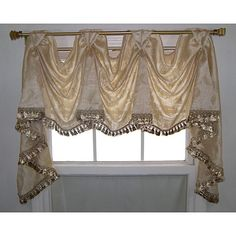 Arched Window Treatments, Window Coverings, Double Hung Windows, Arched Windows, Custom Drapes, Custom Windows, Elegant Curtains, Drapes Curtains, Valance Patterns