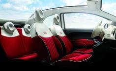 Su diseño complace los más exigentes gustos y se ajusta a quienes buscan un auto con mucho estilo y bien equipado. #Fiat500