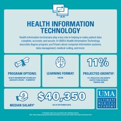 49 Starting A Career In Health Information Technology Ideas Information Technology Medical History Medical