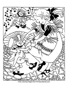 Happy St Patrick S Day Coloring Page Coloring Pages Pinterest St S Day Coloring Pages For Adults