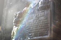 Dicas de lugares para visitar em  Buenos Aires: Cemitério da Recoleta Eva Peron - Buenos Aires