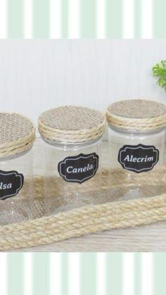 Diy Crafts For Home Decor, Diy Crafts Hacks, Diy Crafts For Gifts, Diy Arts And Crafts, Creative Crafts, Diy Room Decor, Diys, Mason Jar Crafts, Bottle Crafts