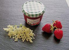 Eikos Holunderblüten - Erdbeer - Marmelade