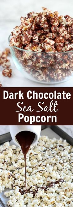 Dark Chocolate Sea S