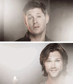 [SET OF GIFS] Jensen & Jared promo #FistBump LOOK AT THEIR BEAUTIFUL FLAWLESS FACES!